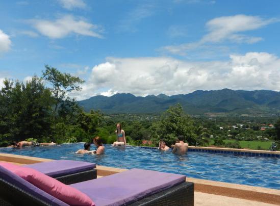 Pai Circus Pool Thailand